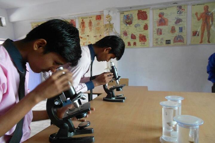 Sbt Public School-Science Lab