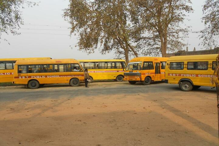 Sbt Public School-Transport