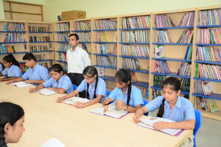 Scholars Home International School-Library