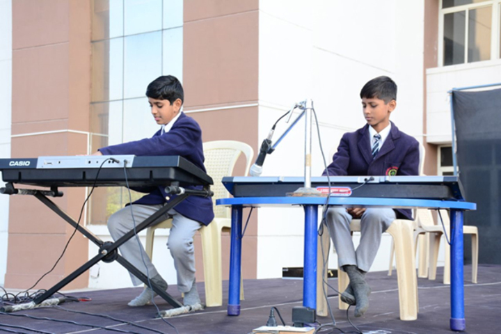 Scholars Home International School-Music