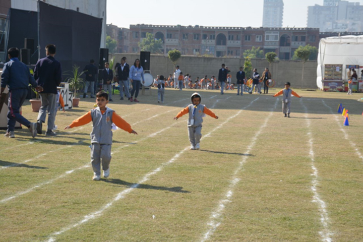 Scholars Home International School-Sports