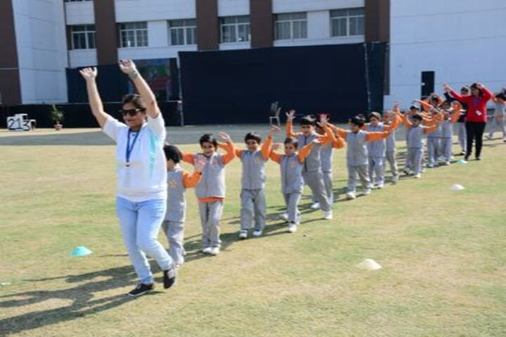 Scholars Home International School-Play time