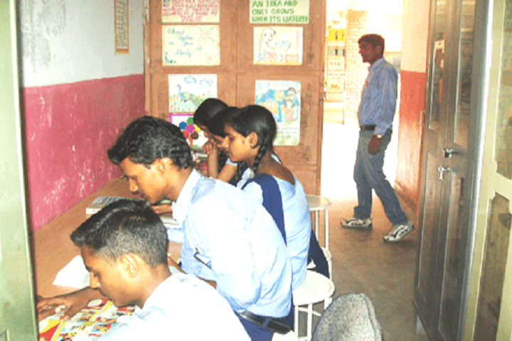 Government High School-Library