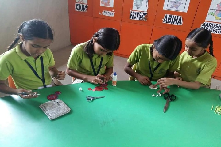 Sd Global School-Activities