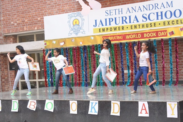 Seth Anandram Jaipuria School-Events1