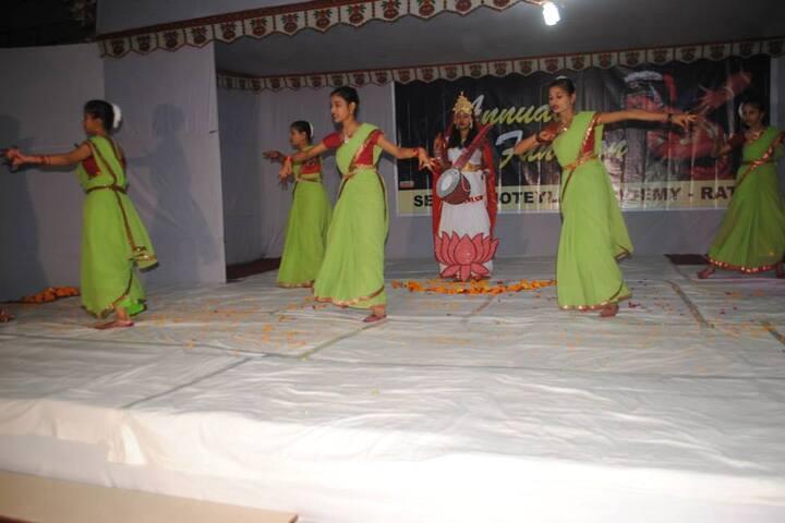 Seth Chhoteylal Academy-Drama