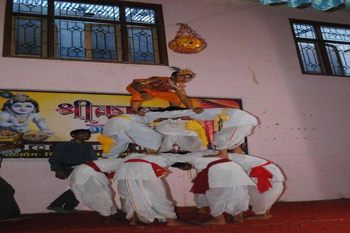 Seth Chhoteylal Academy-Janmashtami