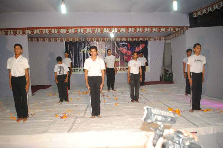 Seth Chhoteylal Academy-Physical Education