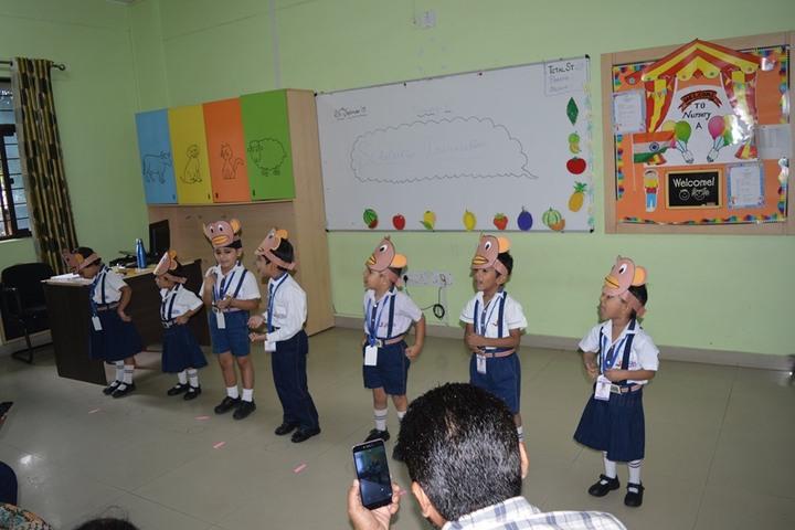 Seth M R Jaipuria School Bansal Campus-Childrens Day