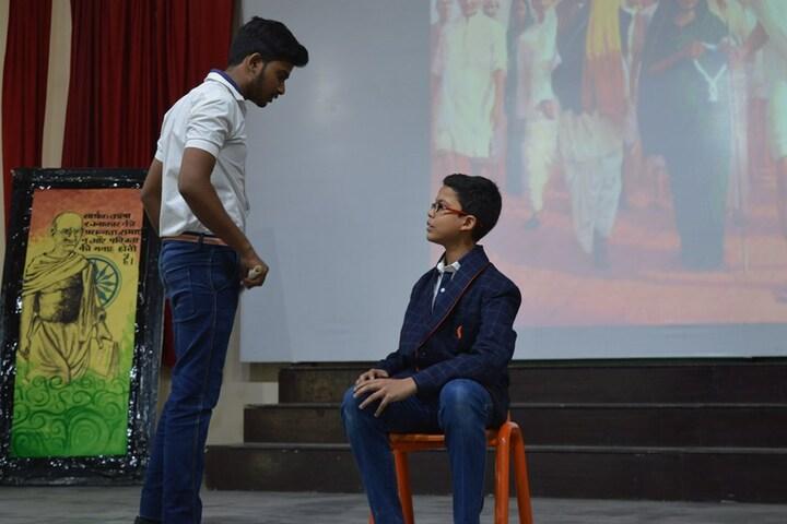 Seth M R Jaipuria School Bansal Campus-Drama