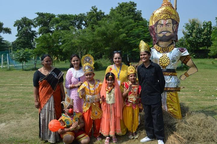Seth M R Jaipuria School Bansal Campus-Festival Celebrations