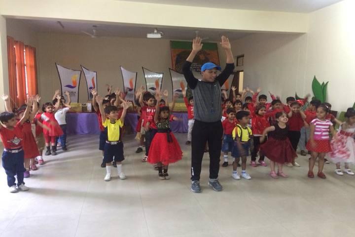 Seth M R Jaipuria School Bansal Campus-Activity