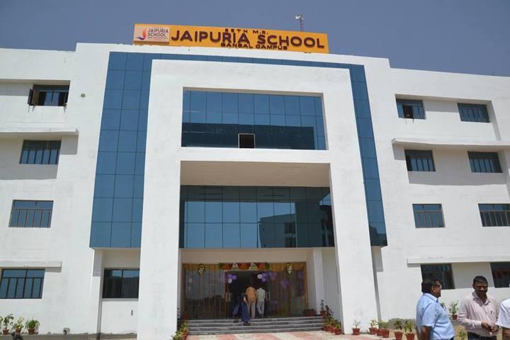 Seth M R Jaipuria School Bansal Campus-School Building
