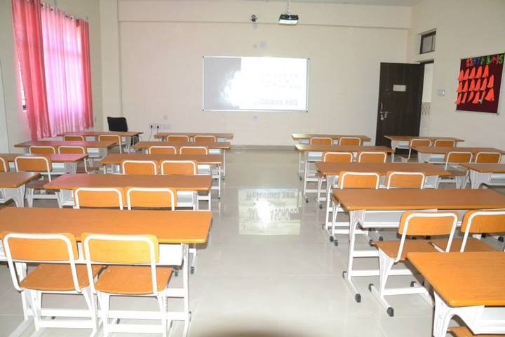 Seth M R Jaipuria School Bansal Campus-Smart Classroom
