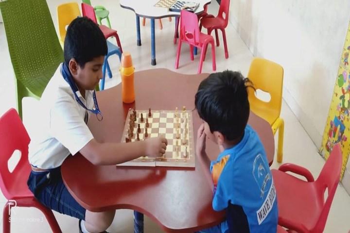 Seth M R Jaipuria School Bansal Campus-Indoor Games
