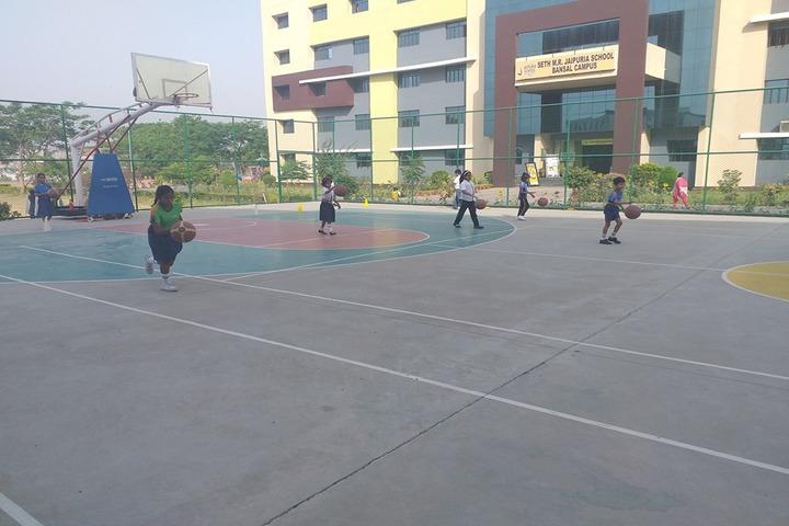 Seth M R Jaipuria School Bansal Campus-Play Ground