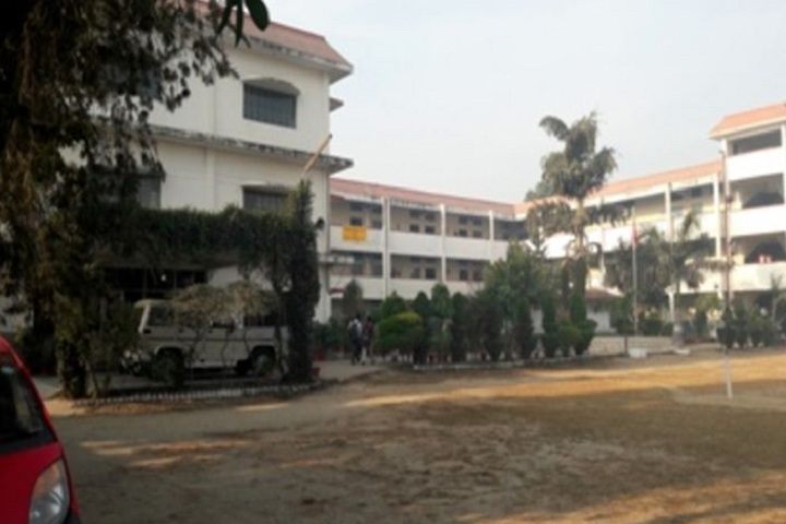 S R D A V Public School-Building