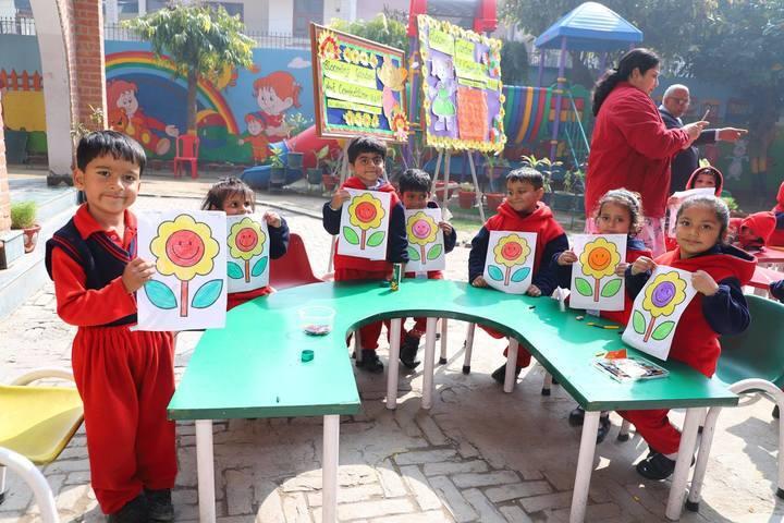 SGM International School-Activity