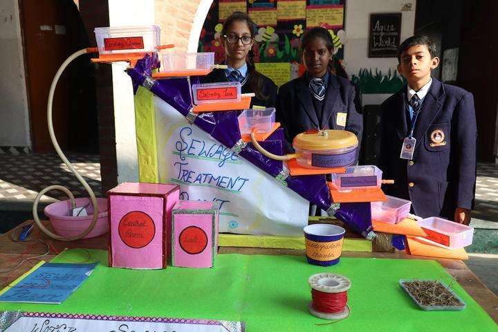 SGM International School-Exhibition