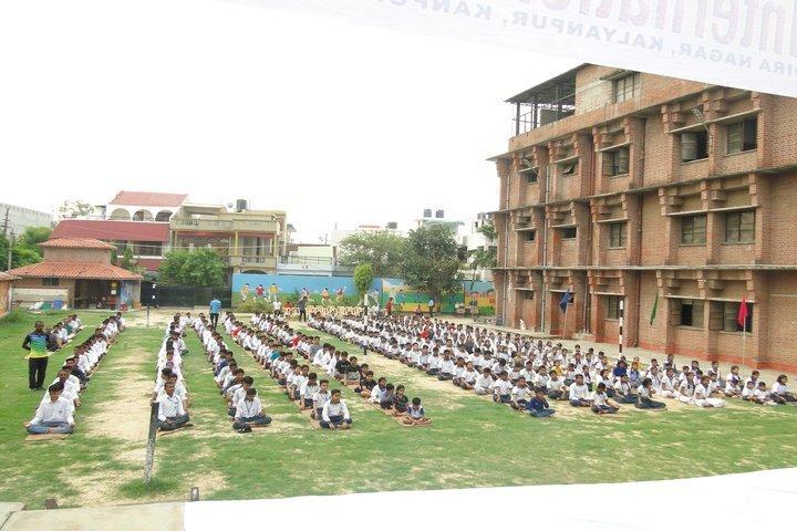 SGM International School-Yoga