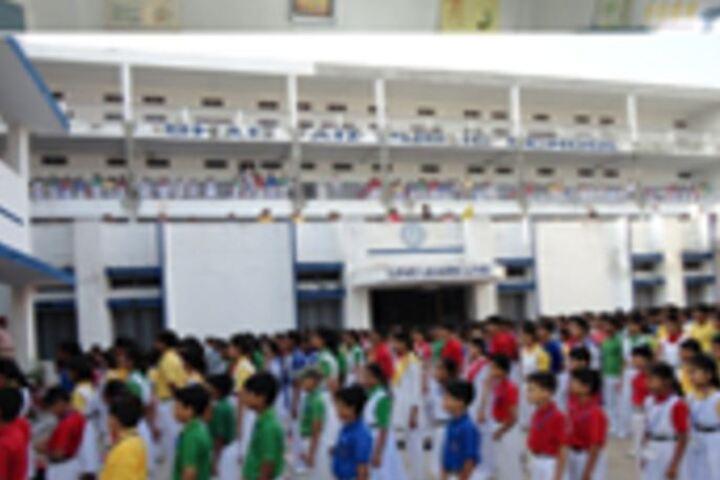 Shah Faiz Memorial Public School-Assembly