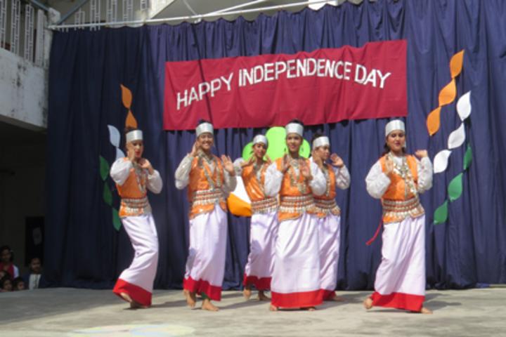 Shah Faiz Memorial Public School-Independence Day
