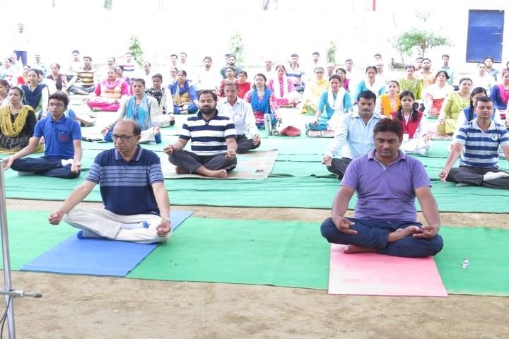 Shah Faiz Memorial Public School-Yoga