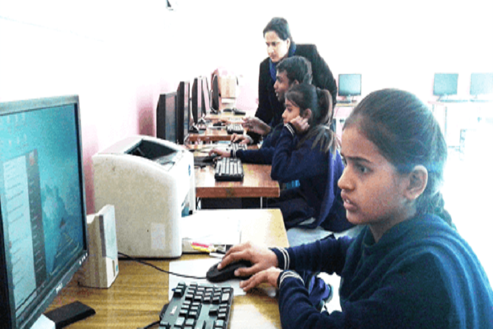 Govt High School-Computer Lab