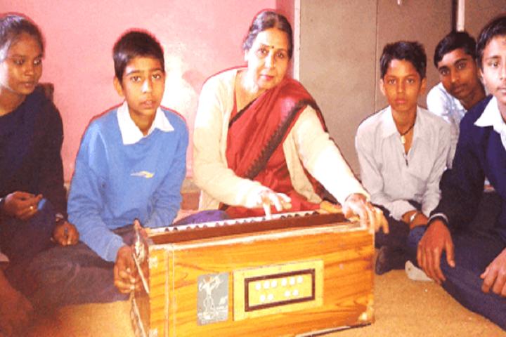 Govt High School-Music Room