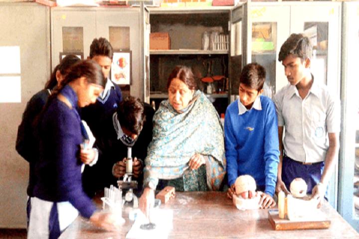 Govt High School-Science Lab