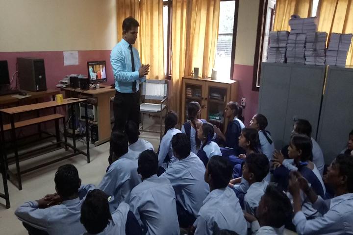 Govt High School-Special Class