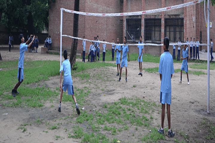 Govt High School-Sports