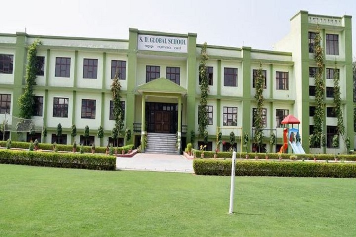 Shambhu Dayal Global School-Building