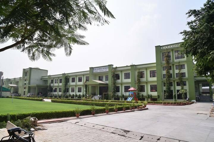 Shambhu Dayal Global School-Campus