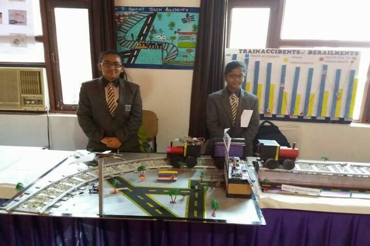 Shambhu Dayal Global School-Exhibition