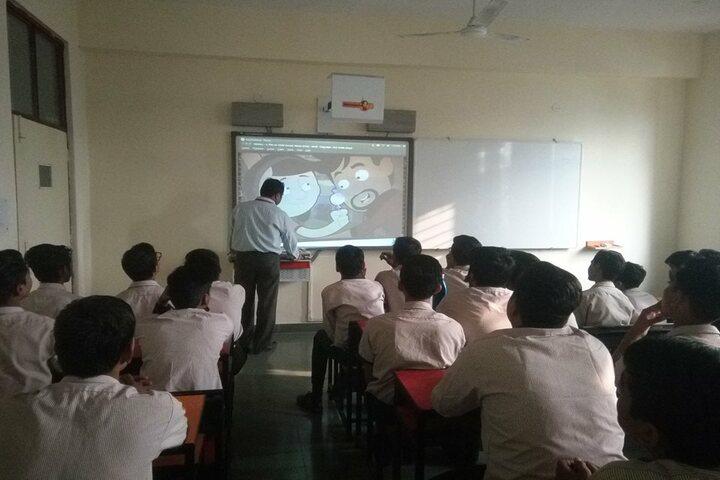 Shambhu Dayal Global School-Smart Classroom