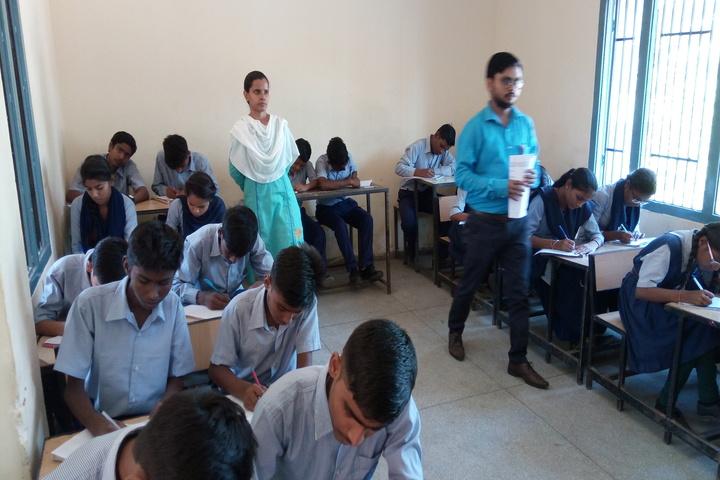 Government High School-Classroom
