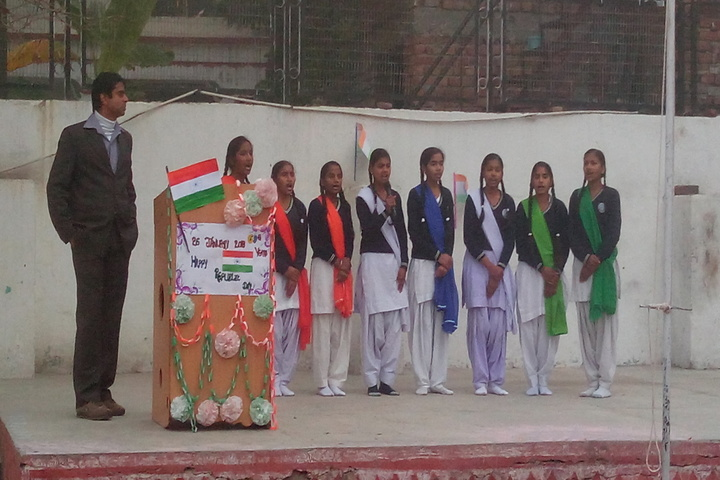 Government High School-Republic Day Celebration