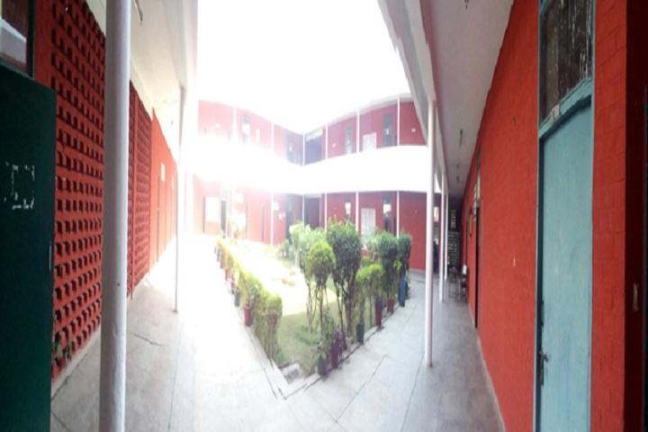 Govt High School-Inside Campus