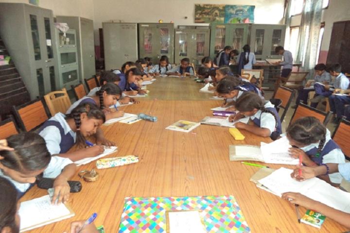 Govt High School-Library