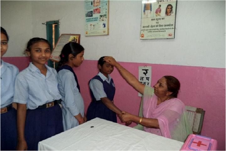 Govt High School-Medical Camp