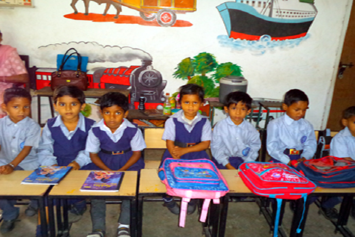 Govt High School-Nursery Class Room