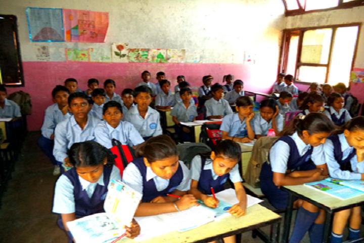 Govt High School-Primary Class Room