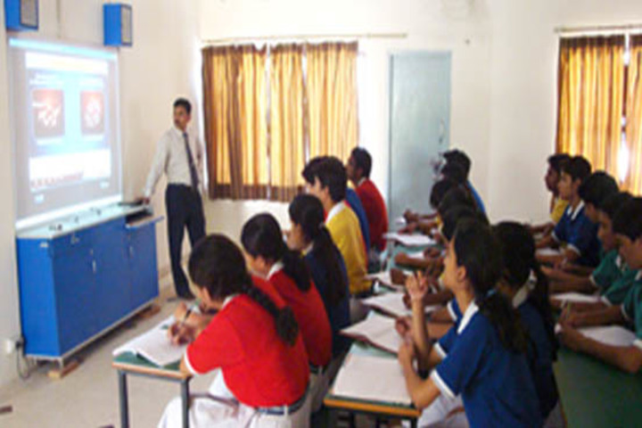 Sharada Public School-Digital Classroom