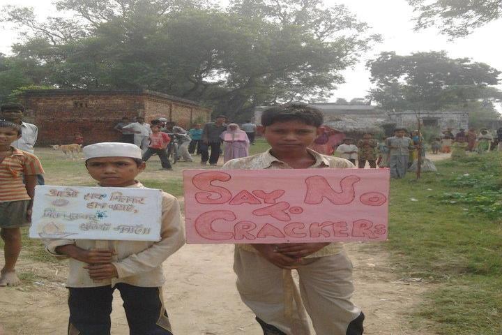 Sharada Public School-Rally for Social Awareness