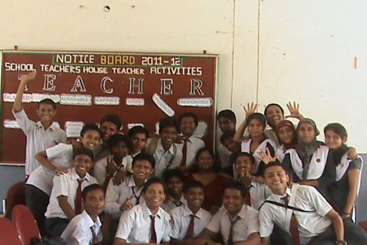 Sharada Public School-Teachers Day