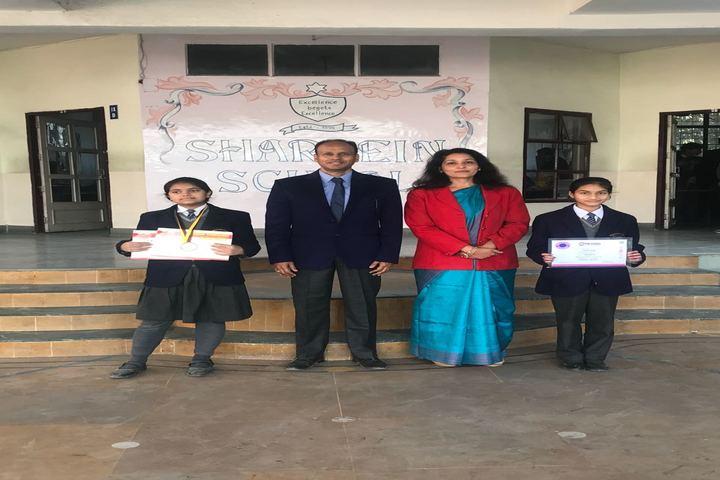 Shardein School-Achievement