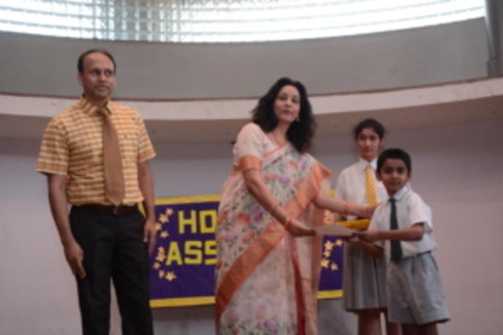 Shardein School-Honours Assembly