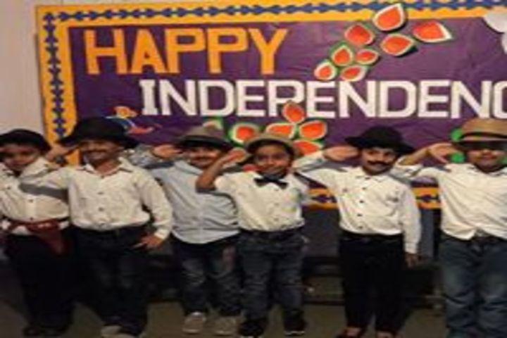 Shardein School-Independence Day