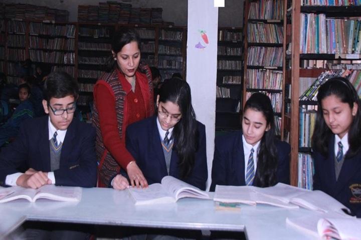 Shardein School-Library